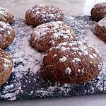 recette Amaretti au chocolat