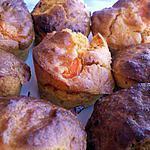 recette Muffin aux carottes et au curry