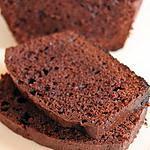 recette Quatre-quart au chocolat