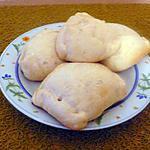 recette CHAUSSONS AU GOUDA