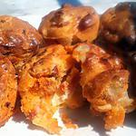 recette Muffin au poivron chorizo et mozza