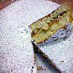 recette Gâteau de savoie fourré au caramel au beurre salé
