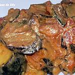 recette Courgettes gourmandes