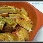 recette Tajine de boeuf à la courge (slaoui) à l'huile d'argan