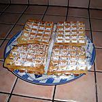 recette Gaufres