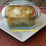 recette Lasagnes brocolis-saumon au fromage de chèvre