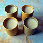 recette Crème à la vanille comme une danette