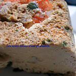 recette Terrine de bisque de homard et crevettes