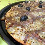recette Pissaladière proveçale de la Marseillaise