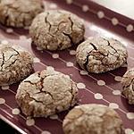 recette Craquelins chocolat
