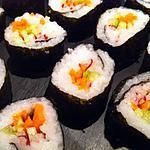 recette Recette de Maki végétarien