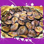 recette Tarte aux  quetsches de Siaskas