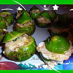 recette Figues farcies au fromage de chèvre
