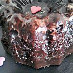 recette Cannelés au chocolat