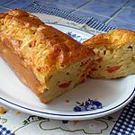 recette cake italien à la mozzarella