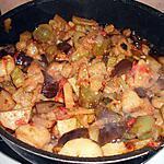 recette Ratatouille à l'italienne