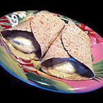 recette Burrito Fromager (Ptit Dej Chrononutrition)