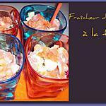recette fraîcheur de pastèque à la feta
