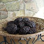 recette Biscuits brownies aux flocons d'avoine