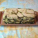 recette Terrine de poulet au pesto