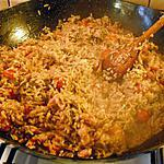 recette Riz à poêler Lustucru façon gourmande