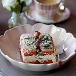 recette Tiramisu aux figues et Porto du Portugal