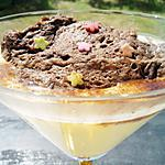 recette Ile flottante au cacao