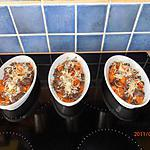 recette timbales au carottes
