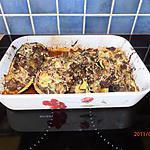 recette aubergine au four