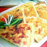 recette Tortilla de patatas  (omelette de pommes de terre)