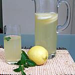 recette Citronnade!!