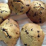 Cookies sans beurre, légers, croustillants et moelleux! 127kcal/cookie.