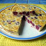 recette clafoutis aux fruits