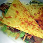 recette Omelette aux pleurotes