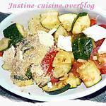 recette Gratin aux saveurs d'italie
