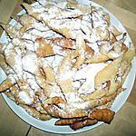 recette Bugnes (recette que m'a transmis mon grand-père)