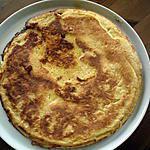 recette Omelette parmentière