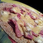 recette Tortizza a pâte souple jambon fromage (P'tit Dej Chrononutrition)