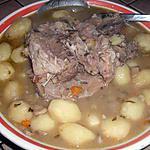 recette Rôti de porc et ses pommes de terre