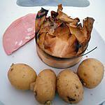 recette camembert façon raclette