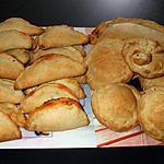 recette Empanadillas.... au thon....