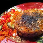 recette Tartare 2 Saumons Aneth et Pavot !