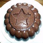 recette Gâteau de semoule au chocolat