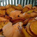 recette Gratin de cabillaud et pommes de terre