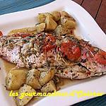 recette Poisson au four en toute simplicité (vivaneau ou dorade)