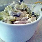 recette Carbonara de poireaux et champignons