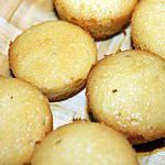 recette Petite bouchée citron-pépites de chocolat