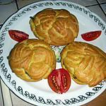 recette Choux aux champignons (Femina) avec photo perso