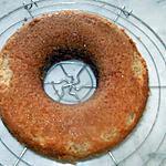 recette Gâteau avec peu de cholestérol, cuit au four palestinien