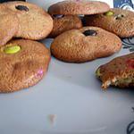recette Cookies smarties